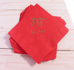 Get Lit! Cocktail Napkins