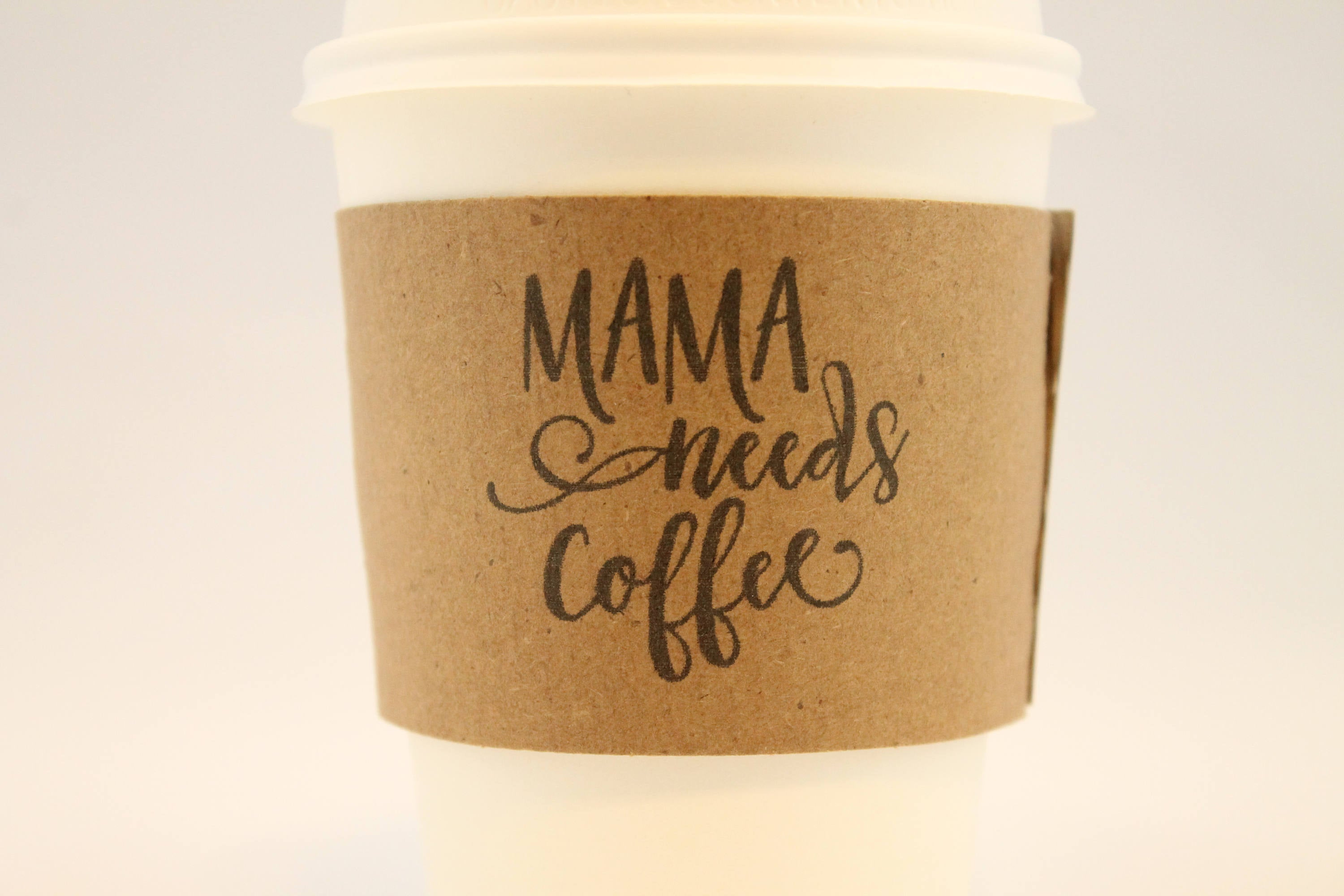 Funny and Honest Coffee Sleeves