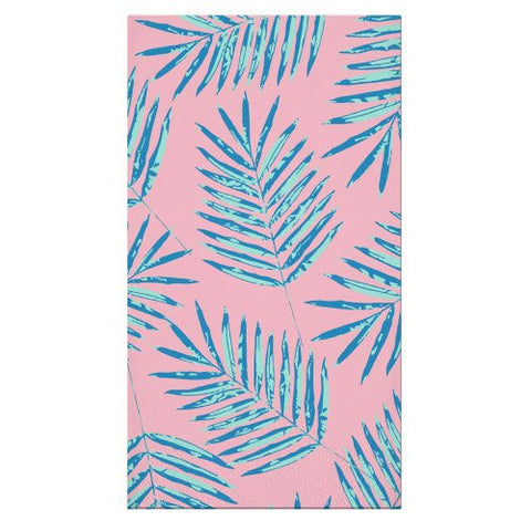 Palm print Guest Towel Napkins