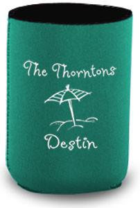 Can Covers  Can Coolers  Can Huggers  Drink Wraps ~  Fully Customizable - You Choose Your own Fonts and Designs!