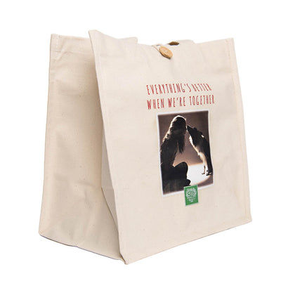 Dog Lover Tote, gifts:Smallpetselect