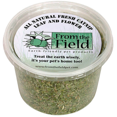 From The Field Leaf and Flower Catnip, ORGANIC, pet supplies:Smallpetselect