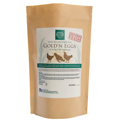 Gold'n Eggs Chicken Supplement