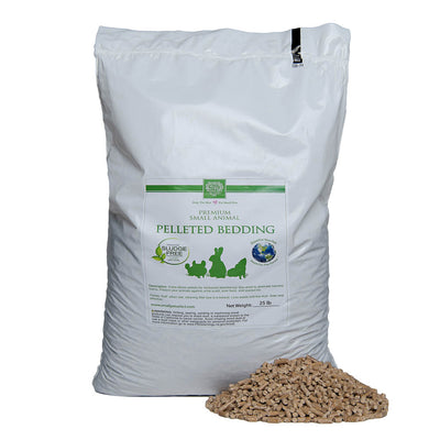 Pine Pellet Litter/Bedding
