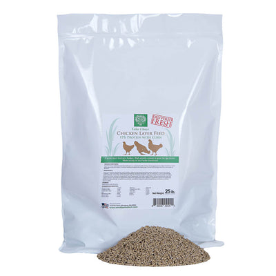 Value Choice - Chicken Layer Feed, 17% Protein With Corn