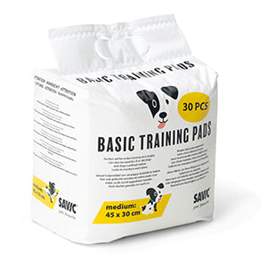 Basic PeePee Pads - for house training and special needs animals, pet incontinence:Smallpetselect