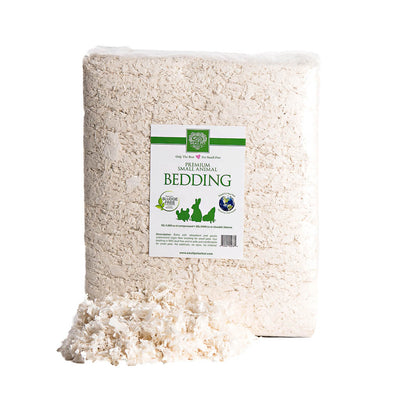 Unbleached White Paper Bedding,bedding and Litter:Smallpetselect