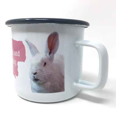 Belinda Bunniccino Mug, gifts:Smallpetselect