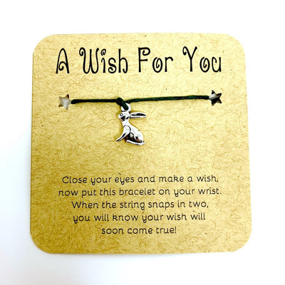 Wish bracelet, rabbit, gifts:Smallpetselect