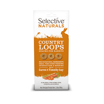 Country Loops, healthy snacks:Smallpetselect