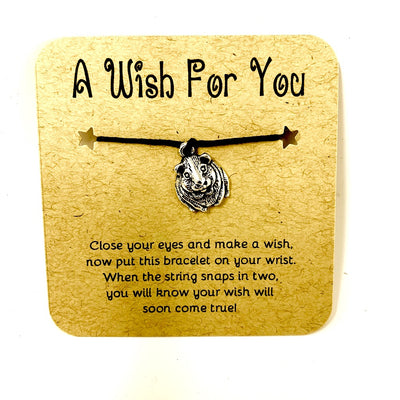 Wish bracelet, guinea pig, gifts:Smallpetselect