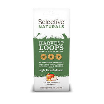Harvest Loops, healthy snacks:Smallpetselect