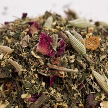 Herbal Sampler - all five herbal blends to try!, Herbs and Herbal Blends:Smallpetselect