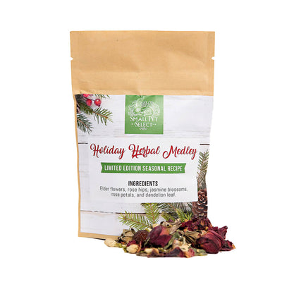 Holiday Herbal Medley, :Smallpetselect