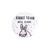 Lapel Pin, Button - Rabbit version, :Smallpetselect