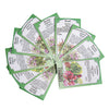 Organic Seed Sampler Pack - all 10!, garden:Smallpetselect