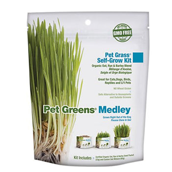 Pet Greens Medley, healthy snacks:Smallpetselect