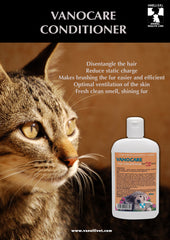 VANOCARE fur conditioner