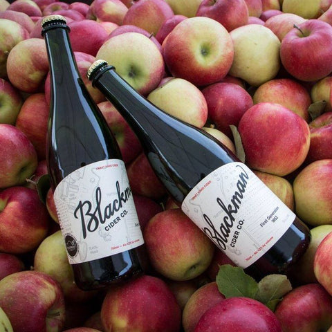 Blackman Cider Co. Hard Cider