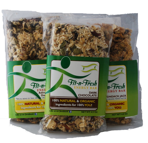 Fit & Fresh Bars