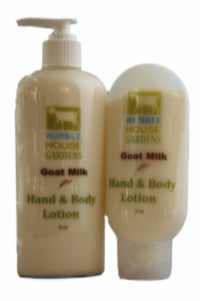 Humble House Gardens Goats Milk Lotion