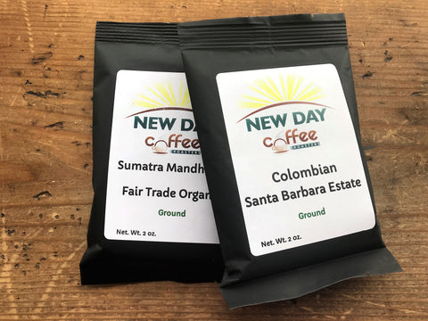 New Day Coffee - 2 oz ground