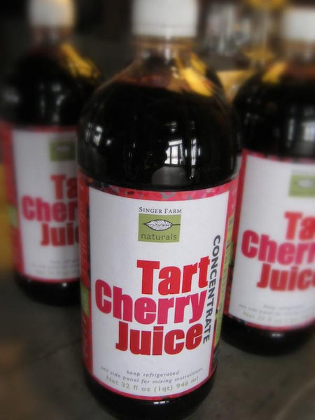 Singer Farms Natural Tart Cherry Juice Concentrate