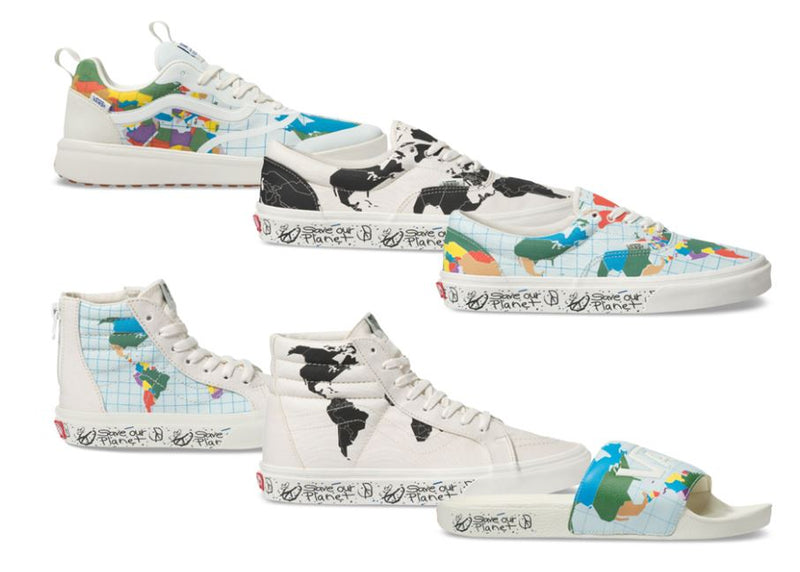 Save the Planet x VANS
