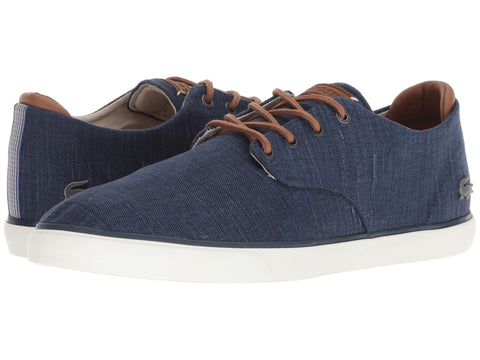 LACOSTE Esparre 318 3 Men | Navy / Tan (7-36CAM0018NT1)