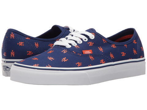 VANS MLB Authentic Men | New York Mets / Blue (Z5IKU4)
