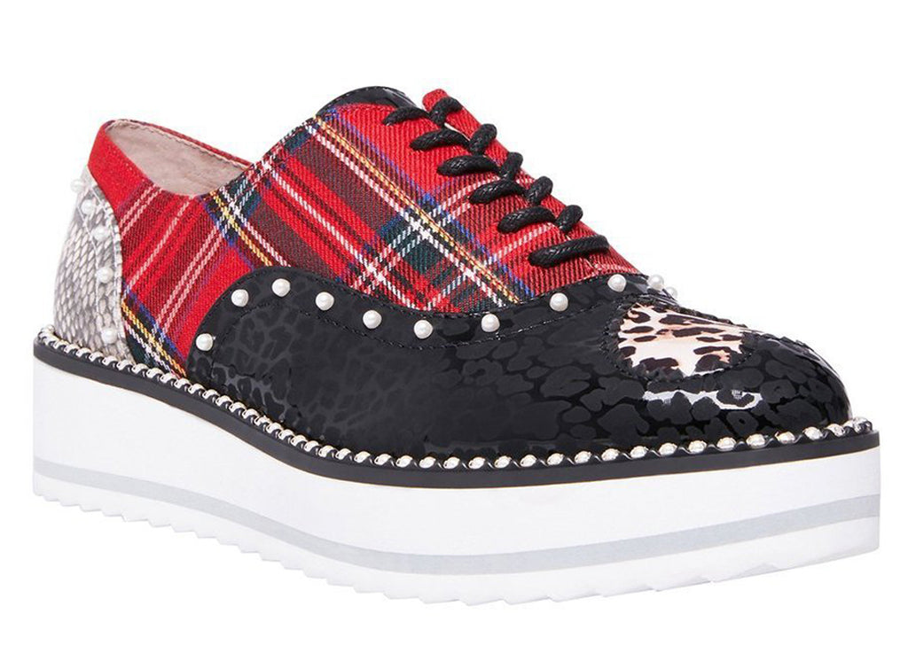 BETSEY JOHNSON Marti Women | Red Multi (MART01S5)