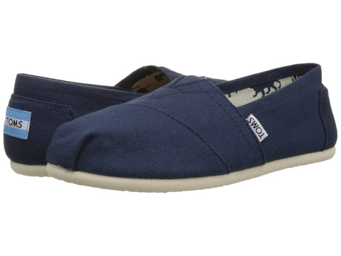 TOMS Canvas Original Women | Navy (1001B07)