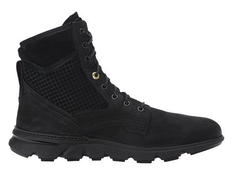TIMBERLAND Eagle Bay Leather Men | Black Nubuck (TB0A1JRS015)