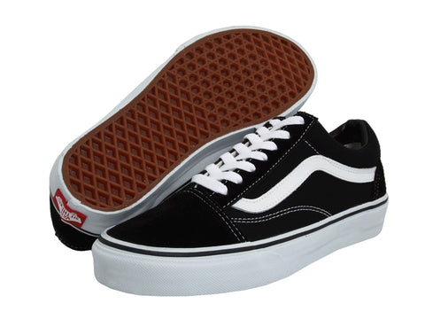 VANS Old Skool Unisex | Black / White (D3HY28)