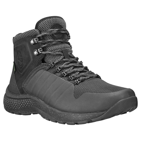TIMBERLAND Flyroam Trail Mid Fabric Waterproof Men | Black (A1RKQ015)