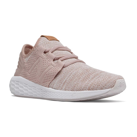 NEW BALANCE Fresh Foam Cruz v2 Knit Women | Charm / White (WCRUZKC2)