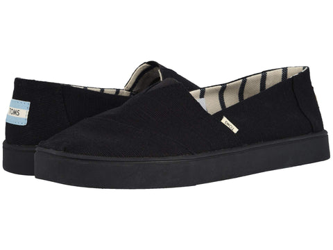 TOMS Heritage Canvas Classics Men | Black/Black (10013555)