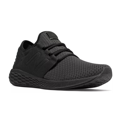 NEW BALANCE Fresh Foam Cruz V2 Nubuck Men | Black / Magnet (MCRUZNB2)