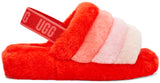 UGG Fluff Yeah Slide Women | Lava Flow Multi