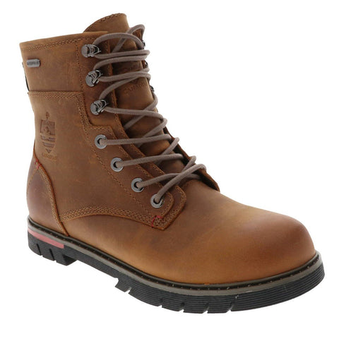 ROYAL CANADIAN King Street Men | Sunset Wheat Brown (KST-19RC-BR-CZ)