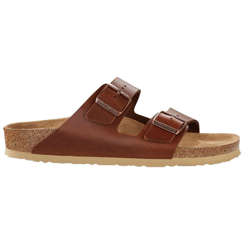 BIRKENSTOCK Arizona Leather Men | Cognac