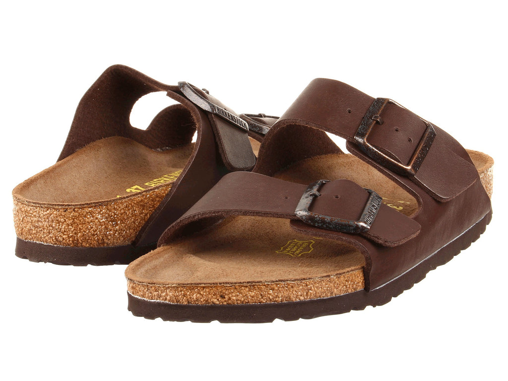 BIRKENSTOCK Arizona Men | Dark Brown (51701)