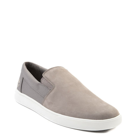 TIMBERLAND Groveton Slip On Men | Grey/Steeple  (PDF49)