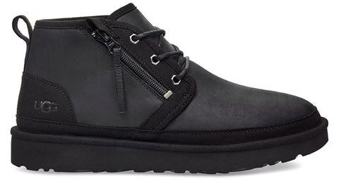 UGG Neumel Zip Men | Black TNL (1103883)
