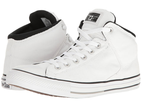 CONVERSE Chuck Taylor High Street Women | White / Black / White (155469C)
