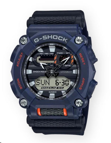 G-SHOCK GA900-2A Men | Blue