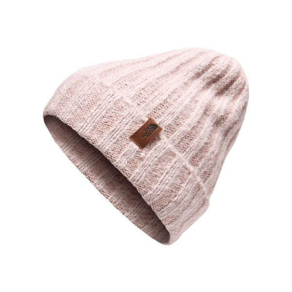 THE NORTH FACE Chunky Rib Beanie | Burnished Lilac (NF0A3FGS)