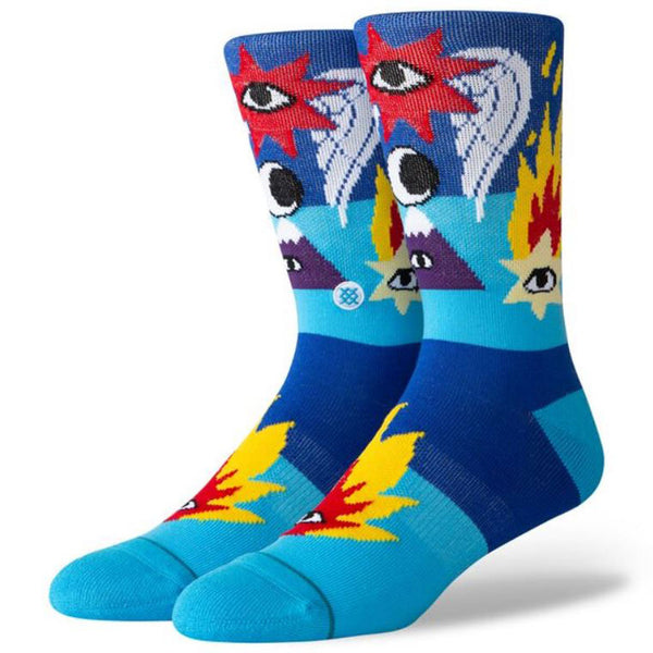 STANCE Cavolo Shooting Star Men | Blue (M558D19CSS)