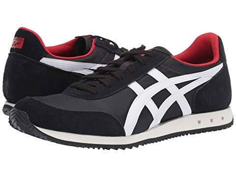ONITSUKA TIGER New York Men | Black/White (1183A205)