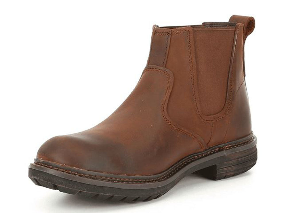 TIMBERLAND Logan Bay Chelsea Men | Medium Brown Full Grain (TB0A1V4Z358)